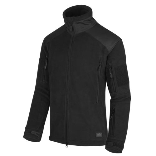 Helikon-Tex® LIBERTY - Fleecejacke - Heavy Fleece - Schwarz -
