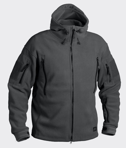 Helikon-Tex® PATRIOT Fleecejacke - Heavy Fleece - Shadow Grey