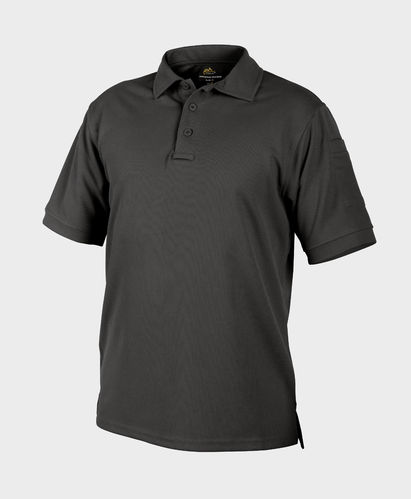 Helikon-Tex® Polo URBAN TACTICAL LINE® - TopCool - Schwarz - UTL