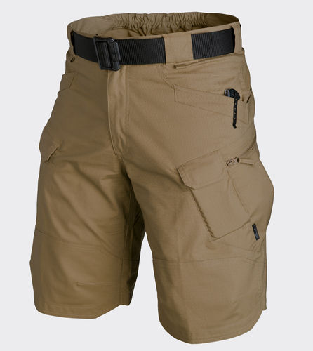 Helikon Tex URBAN TACTICAL SHORTS® 11'' kurze Hose UTL UTP - PolyCotton Ripstop - Coyote -