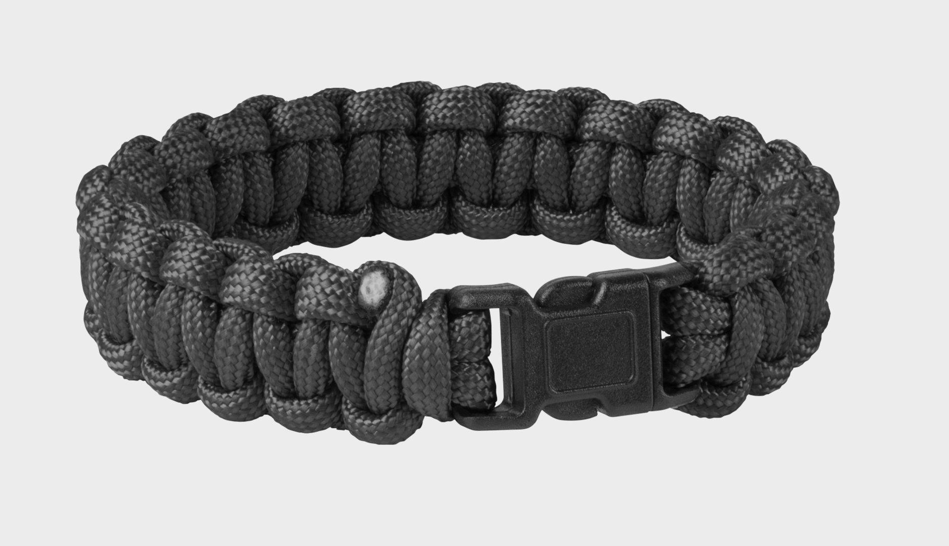 Favorit Paracord - Survival - Armband - Helikon-Tex® - Schwarz YW08