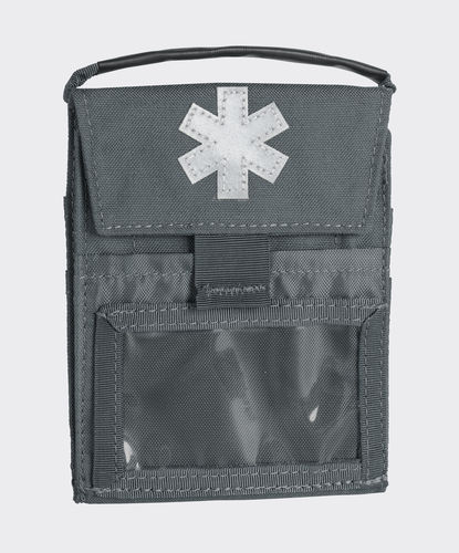 Helikon-Tex® - POCKET MED INSERT® - Cordura® - Shadow Grey - 1. Hilfe