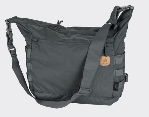 Umhängetasche - BUSHCRAFT SATCHEL® - Cordura® - Shadow Grey -