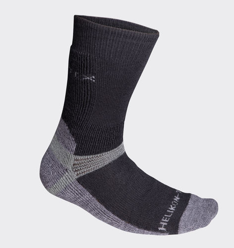 Socken -  HEAVYWEIGHT - Schwarz