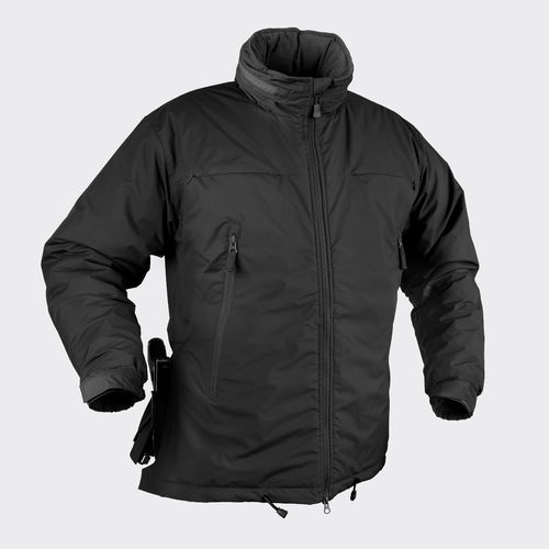HUSKY Tactical Winter Jacke - Climashield® Apex 100g - Schwarz
