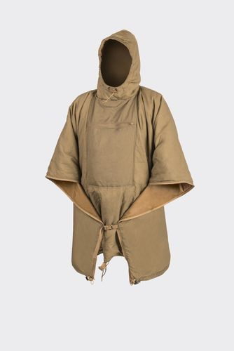 SWAGMAN ROLL® Poncho - Climashield® Apex 67g - Coyote