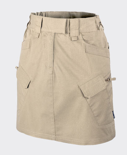 Rock - UTL® - Urban Tactical Skirt® - PolyCotton Ripstop - Khaki