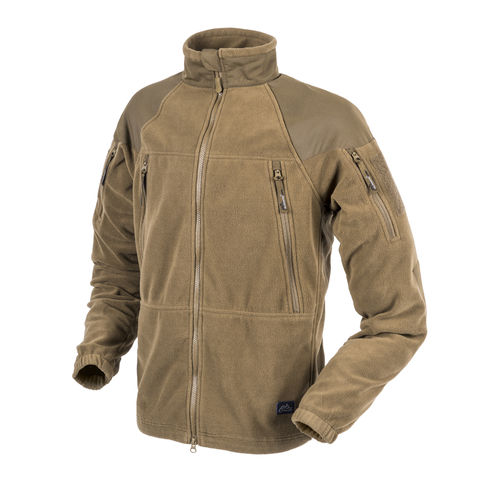 Helikon-Tex® - Fleecejacke - STRATUS® - Heavy Fleece - Coyote