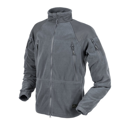 Helikon-Tex® - Fleecejacke - STRATUS® - Heavy Fleece -Shadow Grey