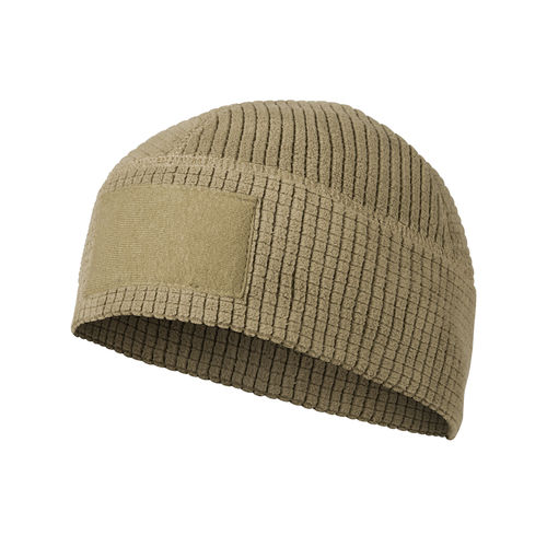 Helikon-Tex® RANGE Beanie Cap® - Grid Fleece - Coyote