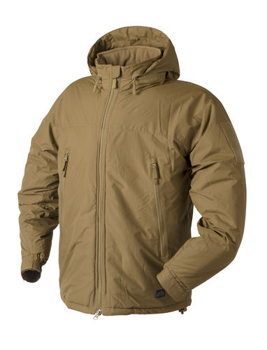 Helikon-Tex® LEVEL 7 Jacke - Climashield® Apex 100g - Coyote
