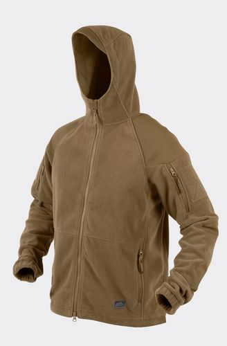Helikon-Tex®  Fleecejacke -CUMULUS® - Heavy Fleece - Coyote