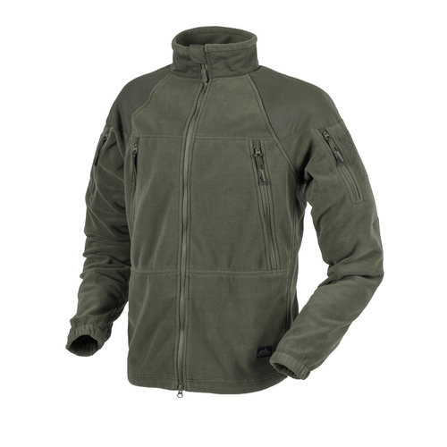 Helikon-Tex® - Fleecejacke - STRATUS® - Heavy Fleece -Oliv Grün
