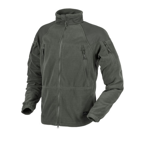Helikon-Tex® - Fleecejacke - STRATUS® - Heavy Fleece -Taiga Green