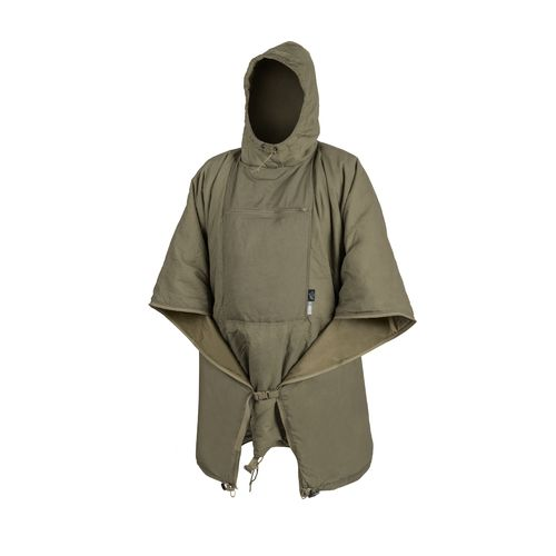 SWAGMAN ROLL® Poncho - Climashield® Apex 67g - Adaptive Green