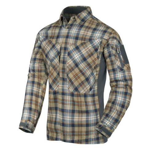 Helikon-Tex® - Flanell Hemd - Shirt - MBDU Flannel® Ginger Plaid