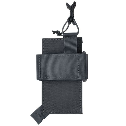 Inverted Pistol Holder Insert® - Cordura® - Schadow Grey -