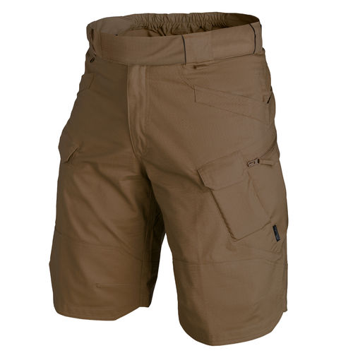 Helikon Tex URBAN TACTICAL SHORTS® 11'' kurze Hose UTL UTP - PolyCotton Ripstop - Mud Brown -