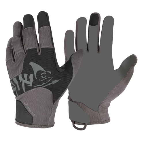 Helikon-Tex® - Einsatzhandschuhe - All Round Tactical® - Schwarz / Shadow Grey A